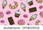 Dessert Drawings Like Donuts ...