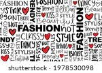fashion style trendy words...   Shutterstock .eps vector #1978530098