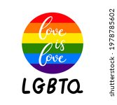 pride month at june 2021 lgbt ...   Shutterstock .eps vector #1978785602