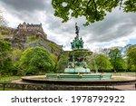 Edinburgh  Scotland   May 18...