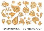 vector set of isolated...   Shutterstock .eps vector #1978840772