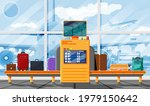 airport security scanner icon.... | Shutterstock .eps vector #1979150642
