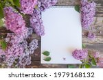 empty space notepad list with... | Shutterstock . vector #1979168132