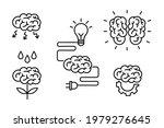 brain  brainstorming  idea ...   Shutterstock .eps vector #1979276645