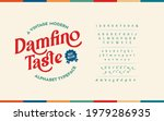 classic lettering minimal... | Shutterstock .eps vector #1979286935