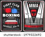 boxing and mixed martial arts... | Shutterstock .eps vector #1979322692