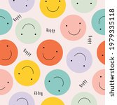 vector seamless pattern with... | Shutterstock .eps vector #1979335118