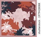 feminine abstract pattern for... | Shutterstock .eps vector #1979428088