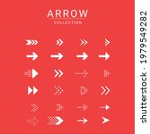 multiple arrow and button... | Shutterstock .eps vector #1979549282