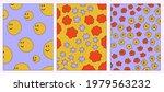 vintage vector interior posters ... | Shutterstock .eps vector #1979563232