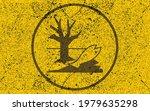 pollutants warning background....   Shutterstock .eps vector #1979635298