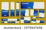 abstract banner design web... | Shutterstock .eps vector #1979647658