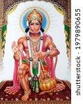 Hanuman Indian Holy God Monkey  ...