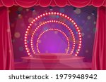 theater  circus or concert hall ... | Shutterstock .eps vector #1979948942