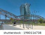 frankfurt am main  germany june ... | Shutterstock . vector #1980116738
