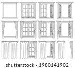 Window 01   Line Drawing