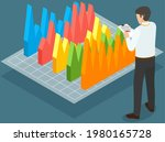 visualize with business... | Shutterstock .eps vector #1980165728