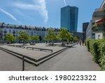 frankfurt am main  germany june ... | Shutterstock . vector #1980223322