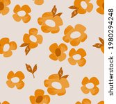 kids seamless pattern with...   Shutterstock .eps vector #1980294248