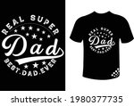 real super dad best dad ever  ... | Shutterstock .eps vector #1980377735