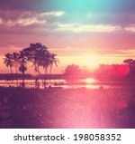 flooded field | Shutterstock . vector #198058352
