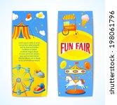 amusement entertainment... | Shutterstock . vector #198061796
