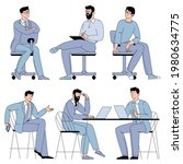 flat design vector cartoon... | Shutterstock .eps vector #1980634775