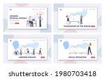 airborne disease  virus...   Shutterstock .eps vector #1980703418