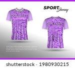 football jersey design. front...   Shutterstock .eps vector #1980930215