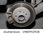 Car Brakes System Wheel Part...
