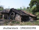 Old Broken Wooden House...