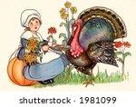 First Thanksgiving   Pilgrim...