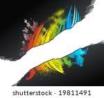vector illustration of a... | Shutterstock .eps vector #19811491
