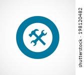 repair symbol | Shutterstock .eps vector #198120482