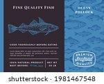 Premium Quality Ocean Pollock...