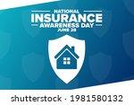 national insurance awareness... | Shutterstock .eps vector #1981580132