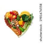 Heart Symbol. Heart Made From...