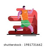 vector illustration of a person ...