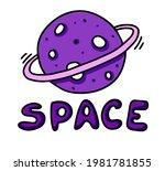 colorful vector illustration... | Shutterstock .eps vector #1981781855