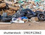 Illegal Dump Of Construction...