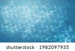blue and clear water texture....   Shutterstock .eps vector #1982097935