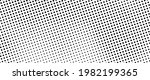 the halftone texture is... | Shutterstock .eps vector #1982199365