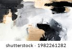 Abstract Oil Texture Background....