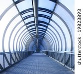 perspective of the passage... | Shutterstock . vector #19823893