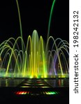 Musical Fountain With Colorful...