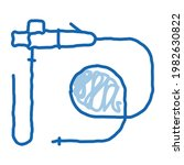 intestinal diagnostic tube...   Shutterstock .eps vector #1982630822