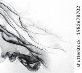 platinum ink fluid. titanium... | Shutterstock . vector #1982678702