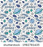 vector repeat pattern with... | Shutterstock .eps vector #1982781635