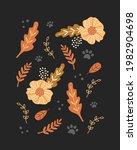 plant art design for modern... | Shutterstock .eps vector #1982904698