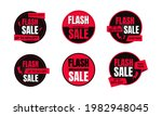 set of discount banner and... | Shutterstock .eps vector #1982948045